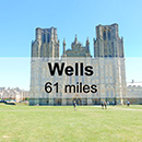 Cardiff to Wells