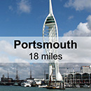 Chichester to Portsmouth