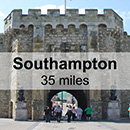 Chichester to Southampton