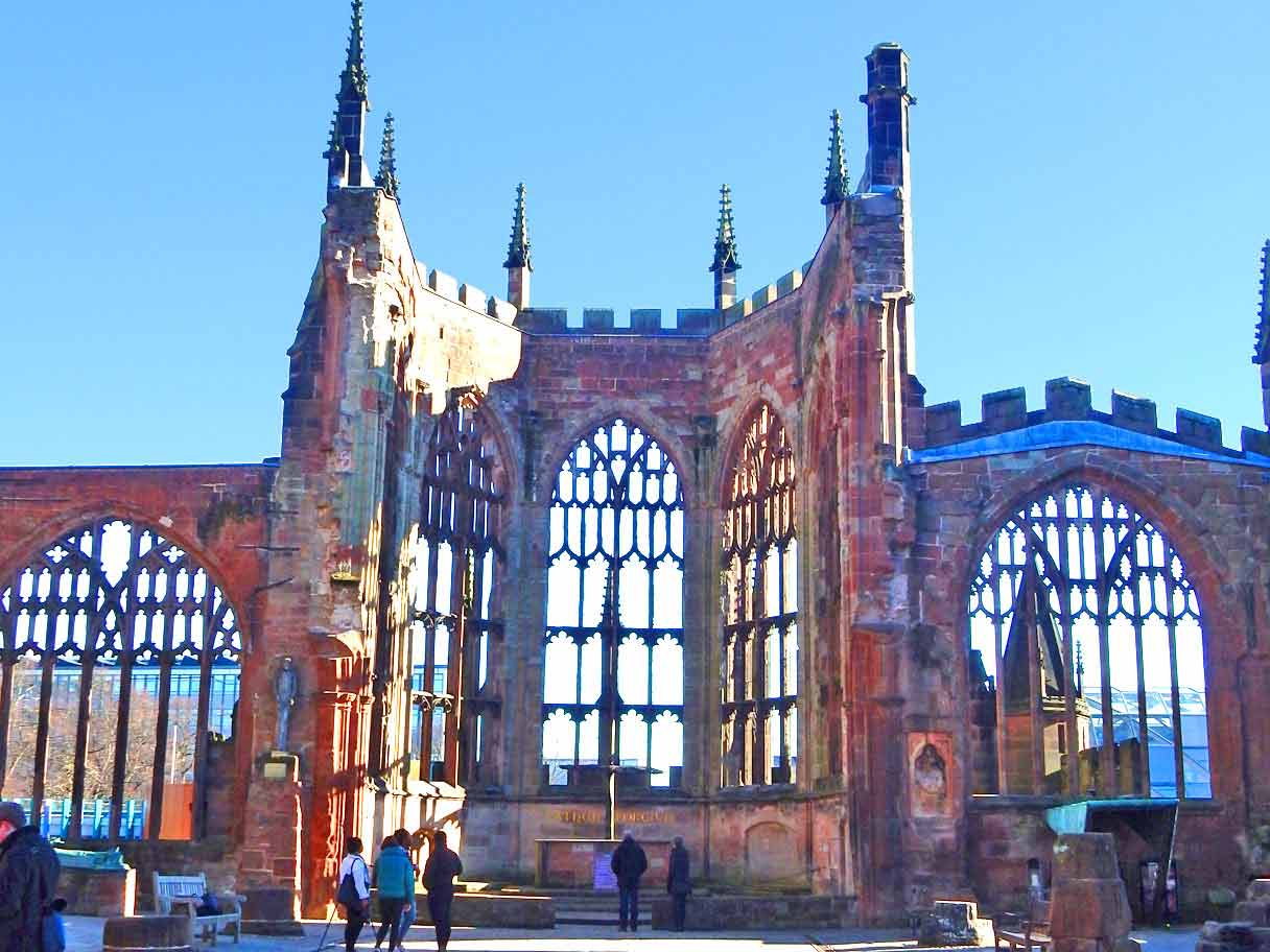 Things To Do In Coventry With Curious About Coventry