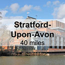 Gloucester to Stratford-Upon-Avon