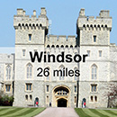Guildford to Windsor