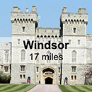 Henley-On-Thames to Windsor