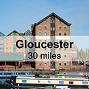 Hereford to Gloucester
