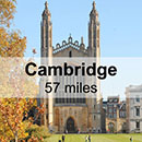 Ipswich to Cambridge