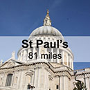 Ipswich to St Paul's