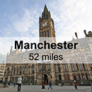 Lancaster to Manchester