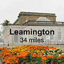 Leicester to Leamington Spa