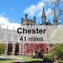Manchester to Chester