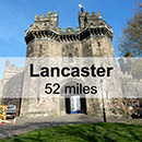 Manchester to Lancaster