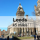 Manchester to Leeds