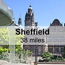 Manchester to Sheffield