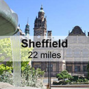 Matlocks to Sheffield