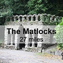 Nottingham to The Matlocks