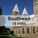 Nottingham to Southwell