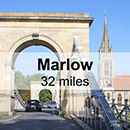 Oxford to Marlow