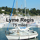 Plymouth to Lyme Regis