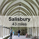 Portsmouth to Salisbury