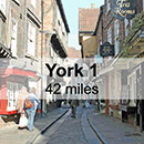 Scarborough to York