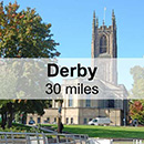 Southwell to Derby