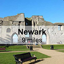 Southwell to Newark-On-Trent