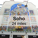 St Albans to London Soho