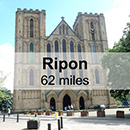 Whitby to Ripon