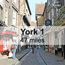 Whitby to York