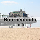 Winchester to Bournemouth