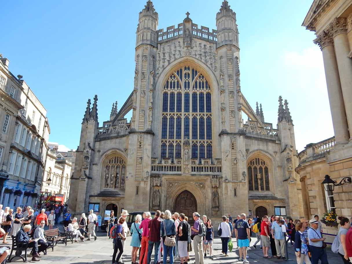 Things to do in Bath Spa with Curious About Bath Spa