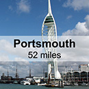 Bournemouth to Portsmouth
