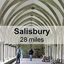 Bournemouth to Salisbury
