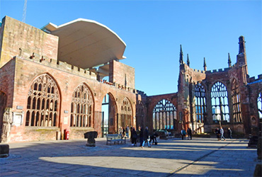 Coventry's Old Cathedral