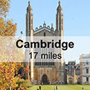 Ely to Cambridge