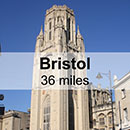 Gloucester to Bristol