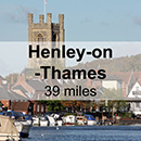 Guildford to Henley-On-Thames