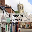 Hull to Lincoln