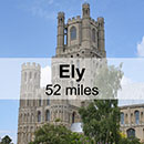 Ipswich to Ely