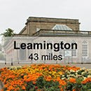 Lichfield to Leamington Spa