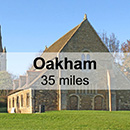 Newark-On-Trent to Oakham & Uppingham