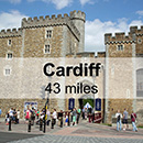 Swansea to Cardiff