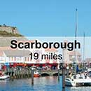 Whitby to Scarborough