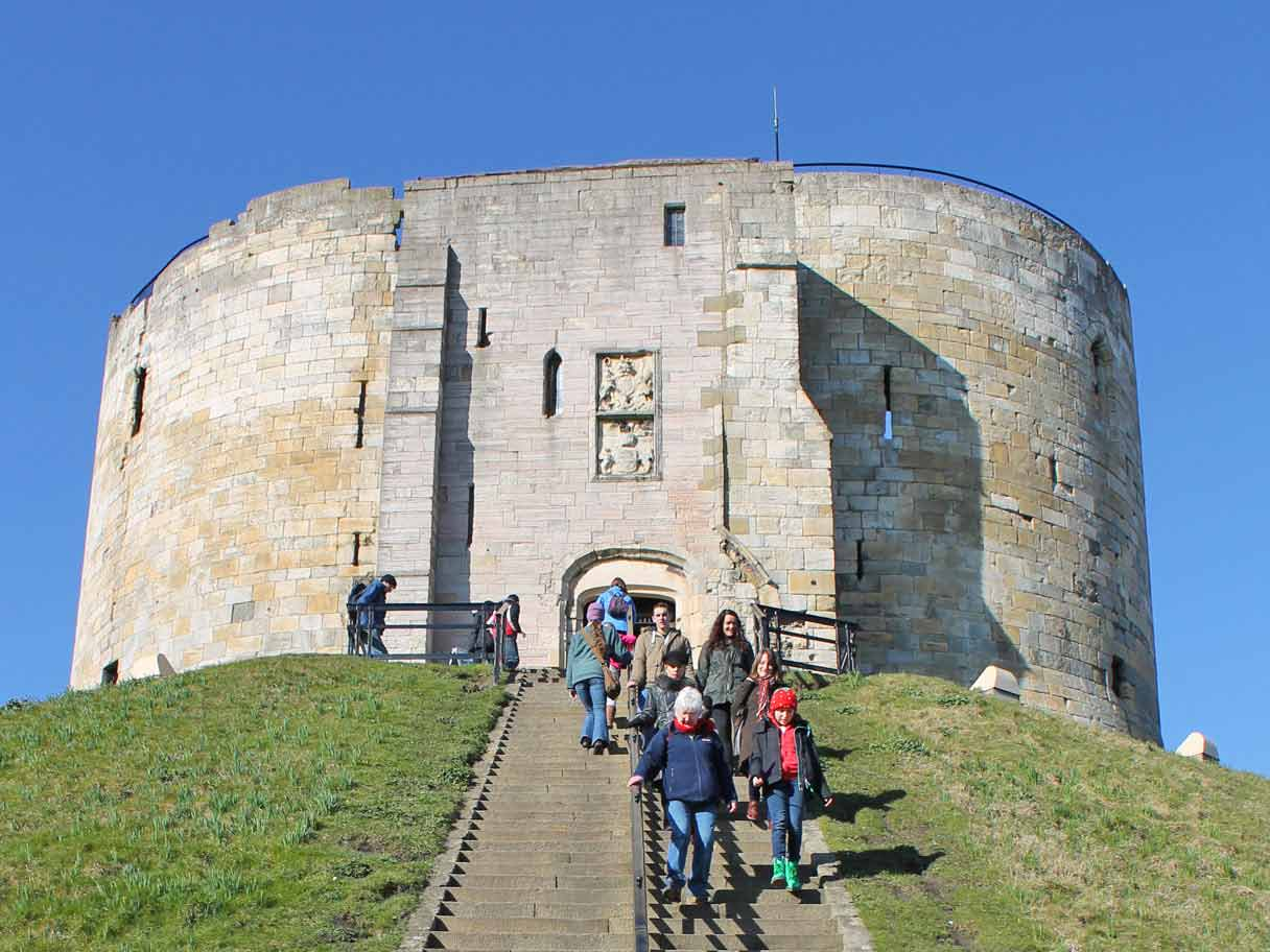 York's Clifford's Tower