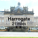 York to Harrogate